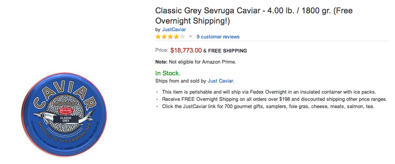 9 of the Most Expensive Things You Can Find on Amazon