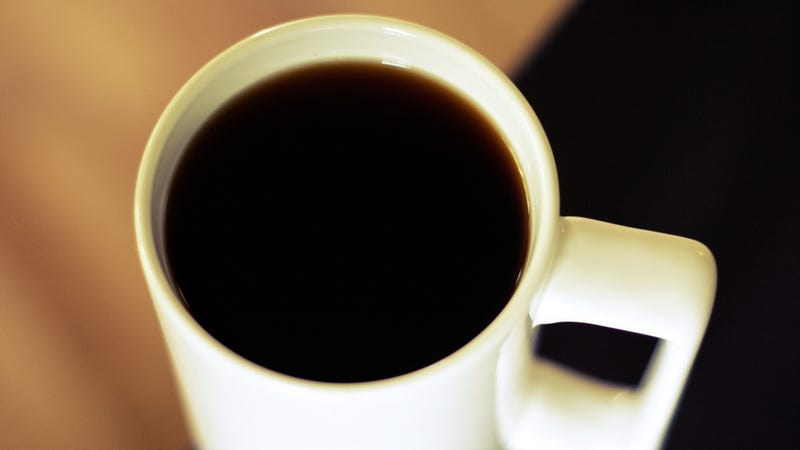 To Lose Weight, Just Drink a Gallon of Coffee