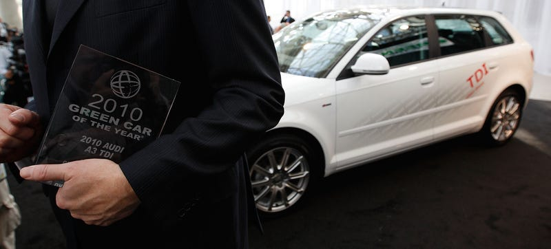 Audi Announces U.S. Models Affected By Dieselgate