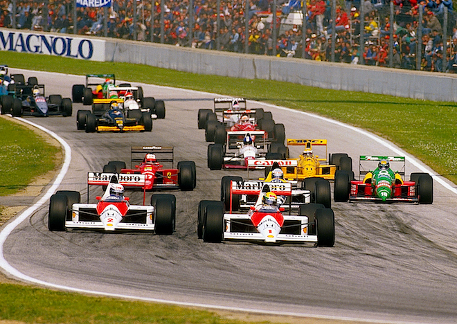 Senna & Prost: Inside Formula 1's Great Rivalries