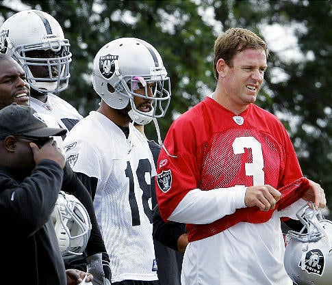 Because Of The New CBA, Carson Palmer Can't Get Enough Practice Time