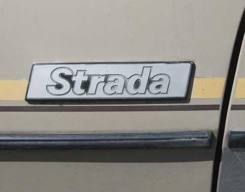 1981 Fiat Strada