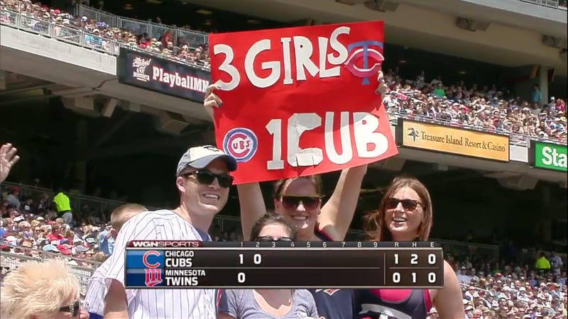 Twins Fans Grasp Coprophilia-Based Humor Better Than Any Other MLB Fanbase