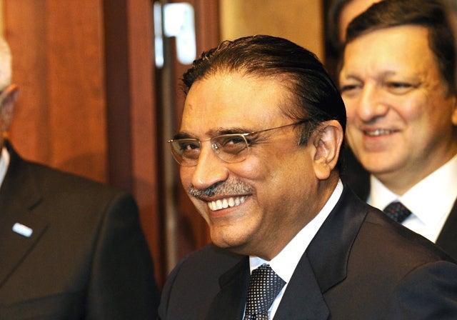 Pakistan's President: I Had No Clue Bin Laden Was Living Here
