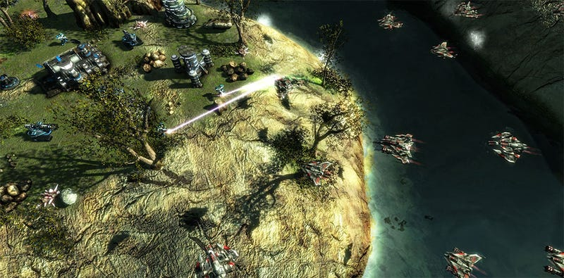 A New RTS That's As Old-School As They Get