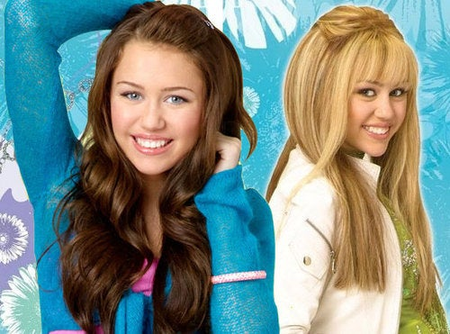 Hannah Montana is the first real 21st century superhero