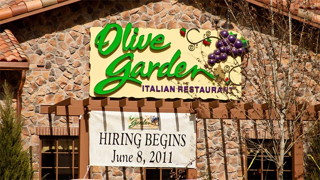 Hundreds of Olive Garden Customers Potentially Exposed to Hepatitis