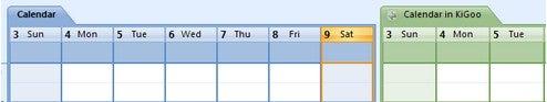 KiGoo Synchronizes Outlook and Google Calendar