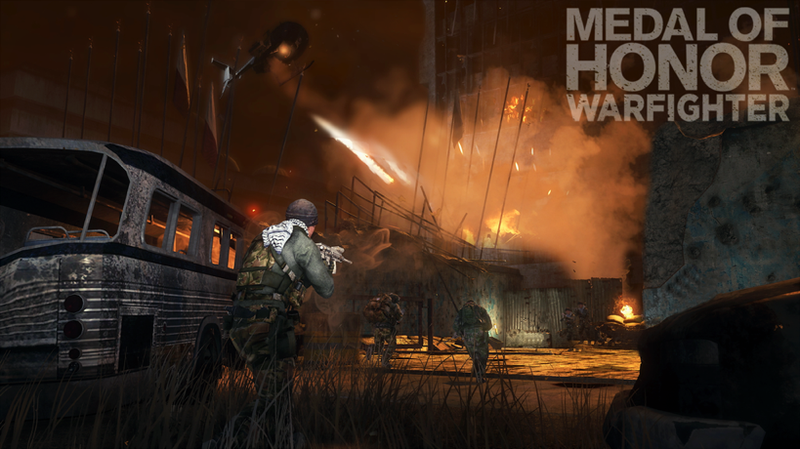 Eight Reviewers Go To War Against Medal of Honor: Warfighter