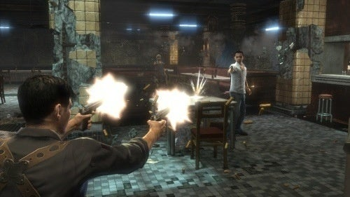 John Woo Is Interested In Making Another Video Game
