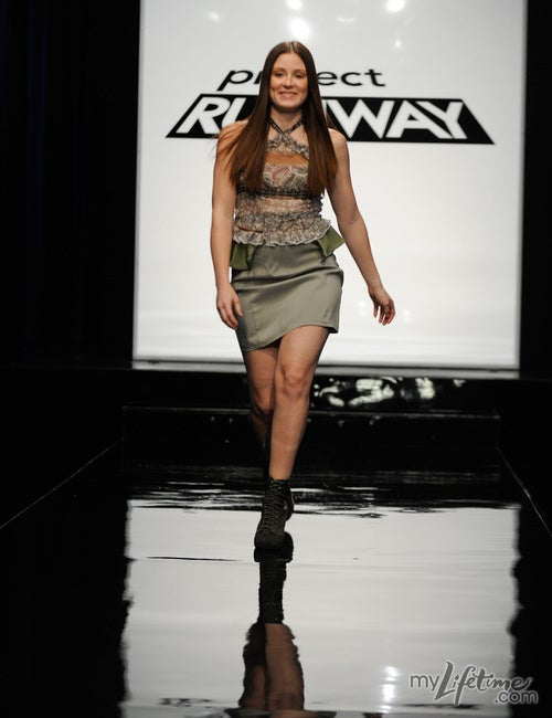 Project Runway: Always A Bridesmaid, Never An Avocado Goiter