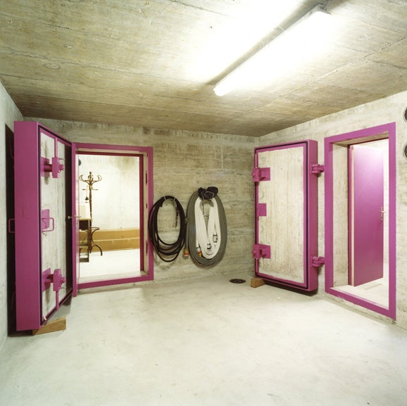 Bomb Shelter Decor for Post-Nuclear Living