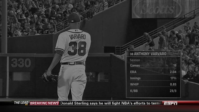 Which Sports Network Wastes The Most Space With Its Scores Ticker?