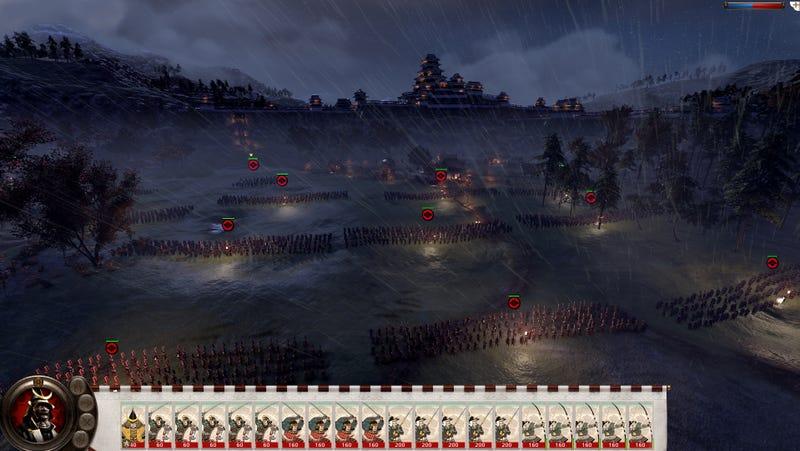 Shogun 2: Total War's E3 Screenshots
