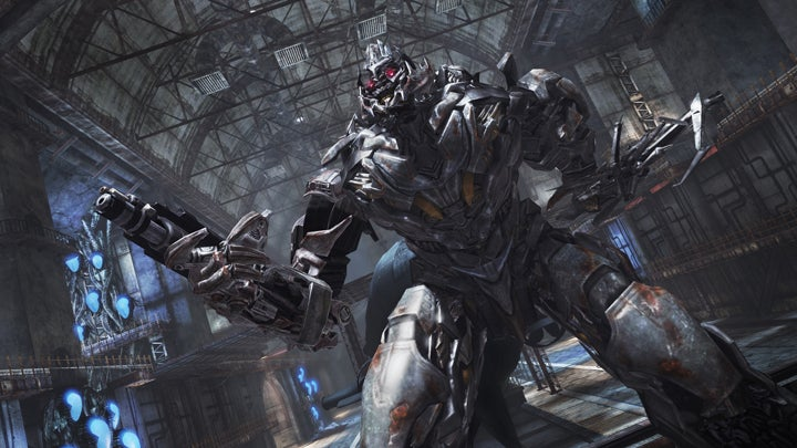 The Transformers: Dark of the Moon Video Game Made Me a Clumsy Autobot