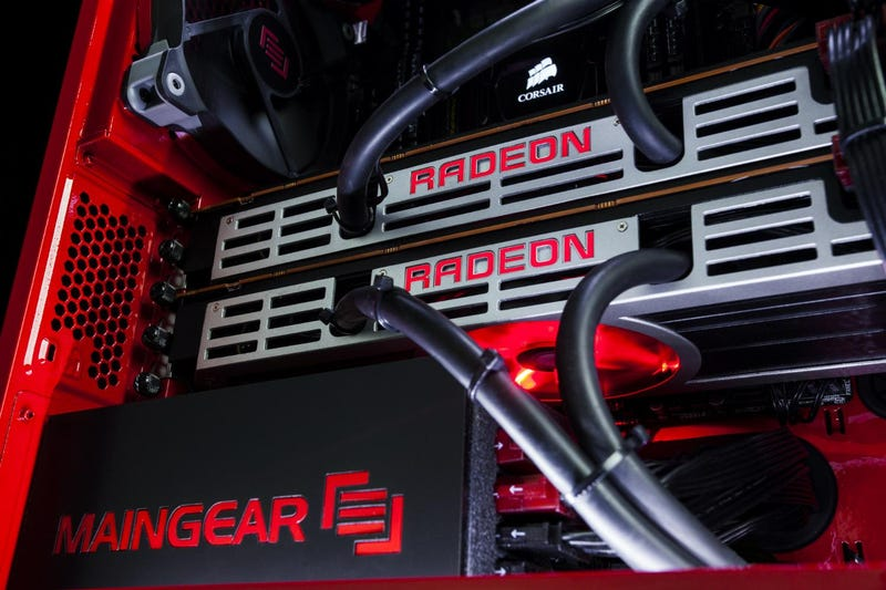 Maingear's Ultimate 4K Gaming PC Shows Ultra HD How It's Done