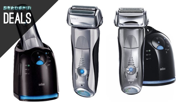 Deals: Excellent Braun Shaver, Cheap Rokus, $15 Electric Screwdriver