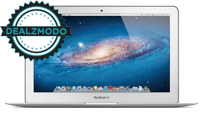 The New Macbook Air Is Your Deal Of The Day