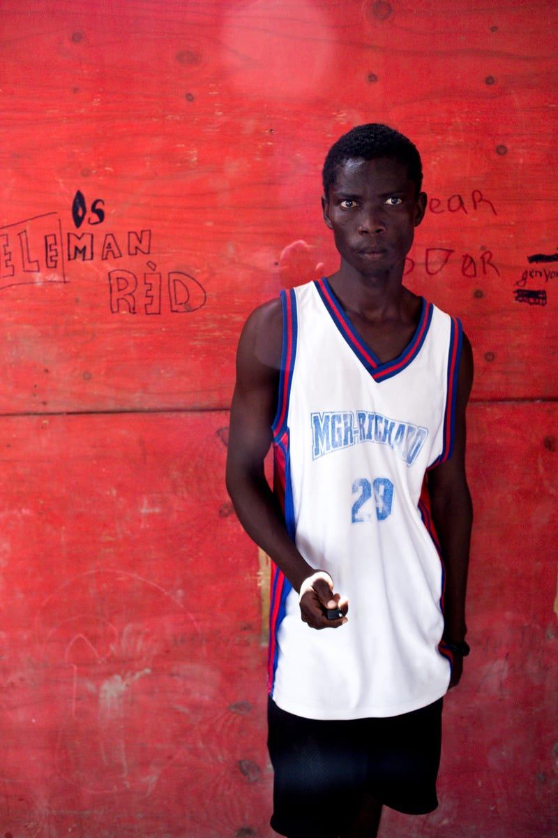 These Inspiring Self-Portraits Show a Side of Haiti You Rarely See