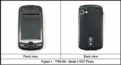 HTC Titan FCC Approved and Possibly Heading to Verizon and Sprint