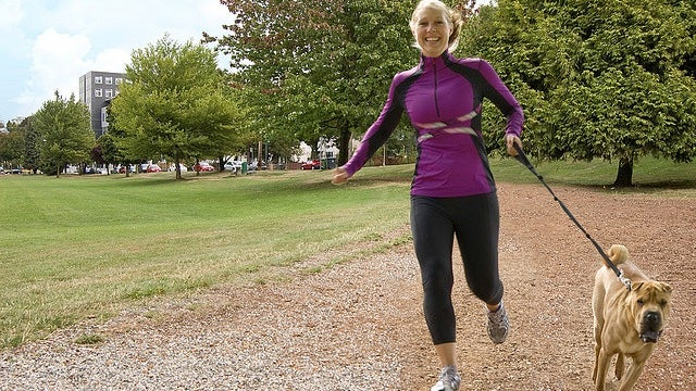 Exercising Outside Can Help You Stick to Your Workout Routine