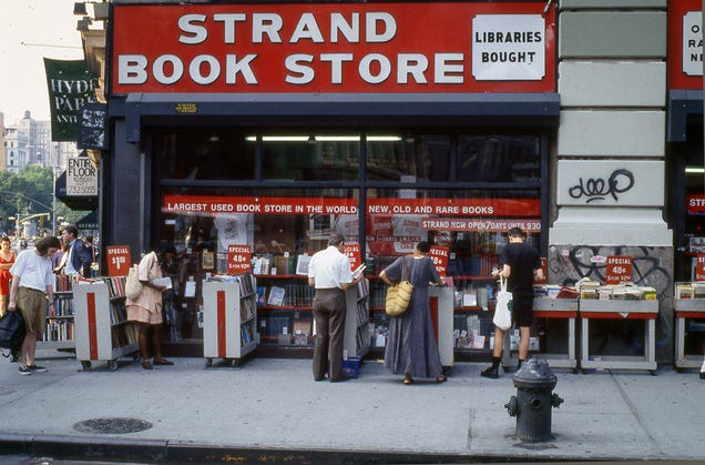See How Much New York Has Changed (Or Not) Since The 1990s