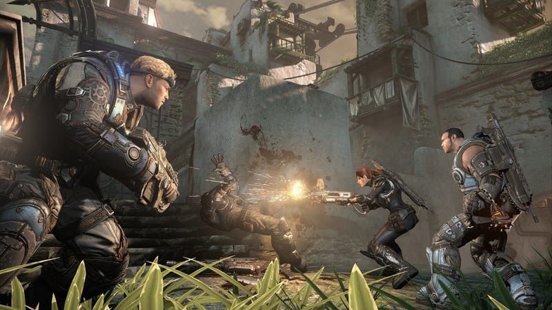 Gears of War: Judgment Finally Lets Human Soldiers Settle Some Grudges in Its New Free-for-All Mode
