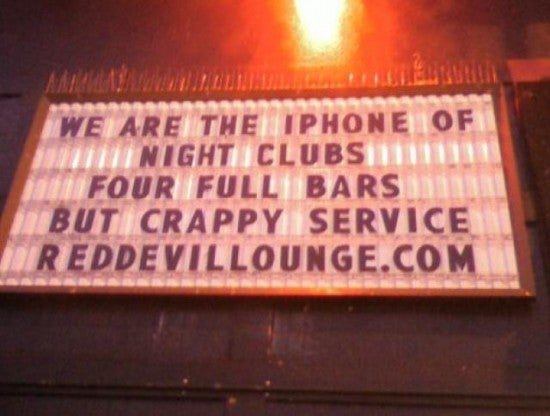 The iPhone of Night Clubs