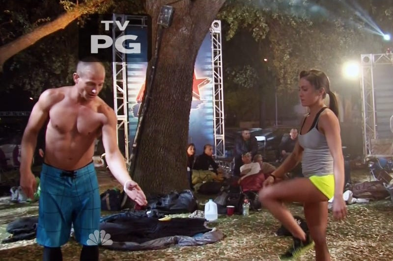 "American Ninja Warrior's Nunchuk-Swinging ""Gospel Rapper"" Struggles"