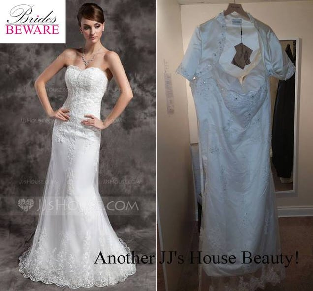 Exceptional Knockoff Wedding Dress