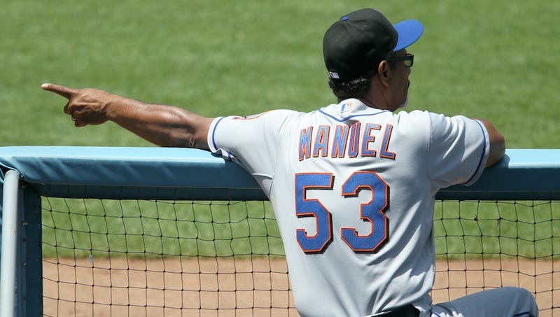 Jerry Manuel Is Back, Baby!
