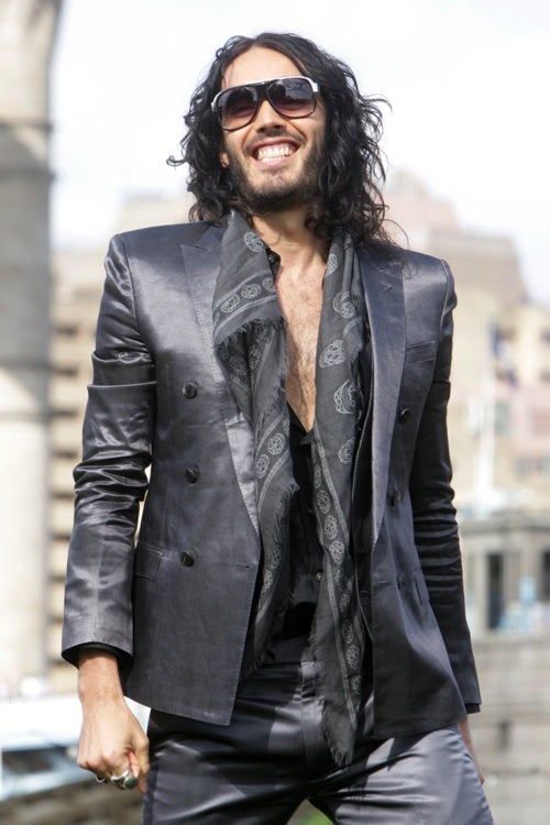 Russell Brand: Wedding Crasher
