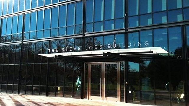 Pixar Names Its HQ After Steve Jobs