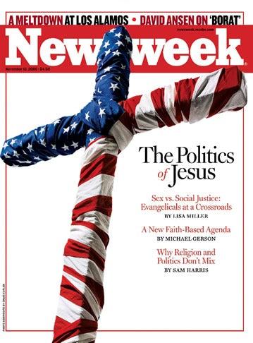 Will Jesus Bid on Newsweek?
