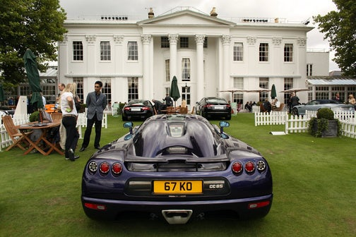 Salon Privé 2009: If You Have To Ask...