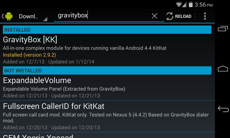 GravityBox Adds a Ton of Tweaks to Android in One Customizable Package