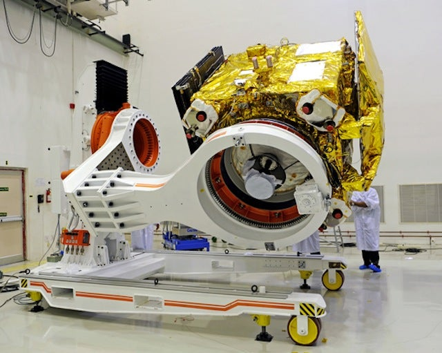 India's first Mars mission is ready for liftoff