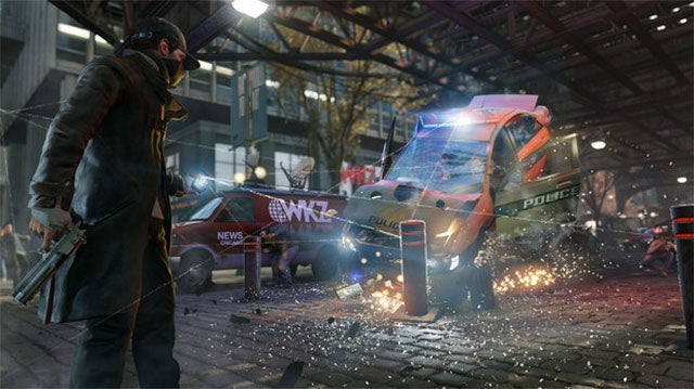 Watch Dogs Will Be Blamed For Traffic Sign Hacking