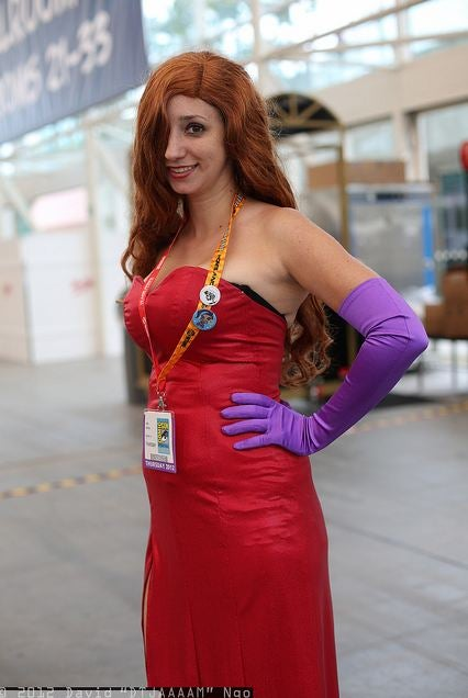 Cartoon Cosplay!
