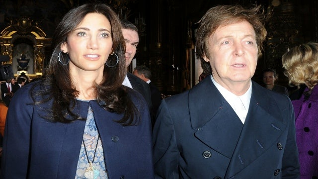 Paul McCartney Is Engaged