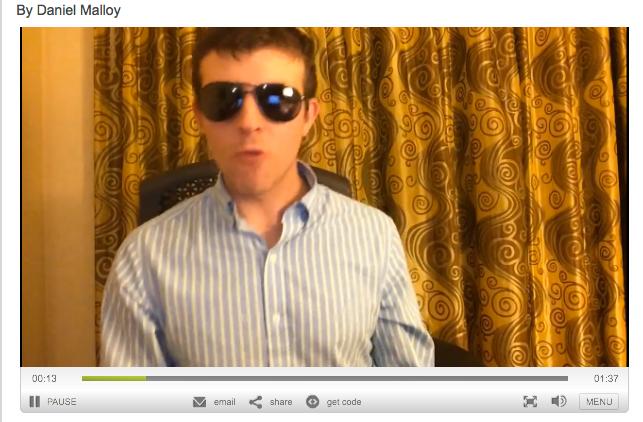 Don't Make That Rap Video: Political Reporter Edition