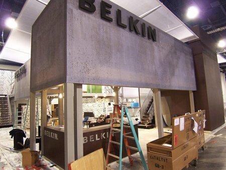Belkin CES Booth Sneak Peek