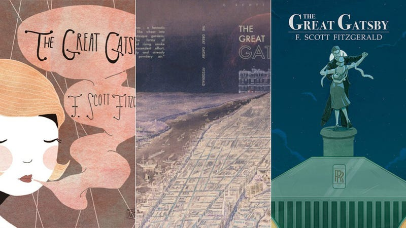7 Fan-Designed Covers for The Great Gatsby That Rival the Original