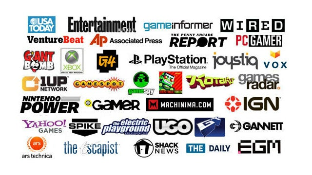 Here Are Your Official Nominations For The Best Games of E3 2012