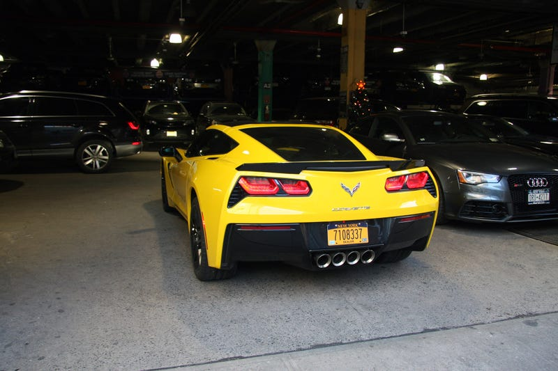 What Driving A 2014 Corvette Taught Me About Freedom