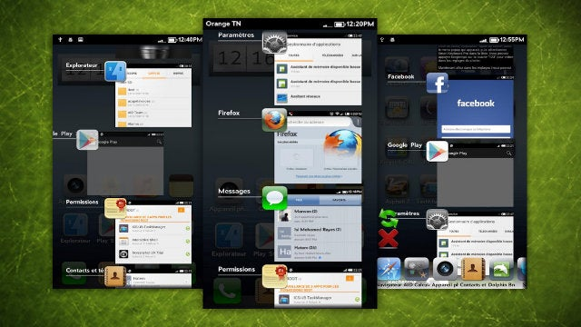 ICS Task Manager/Switcher Brings Ice Cream Sandwich's App Switcher to All Android Devices