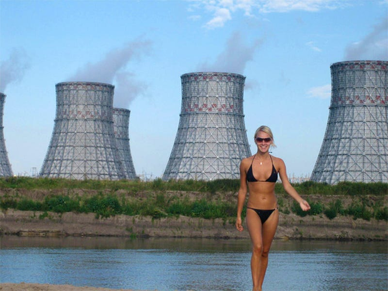 Miss Atom Celebrates Nuclear Energy, Gives Reasons for Large Hadron Collider (NSFW)