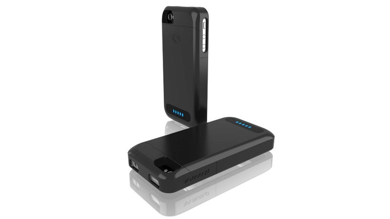 An External Battery for Your iPhone that Doesn't Quite Look Stupid