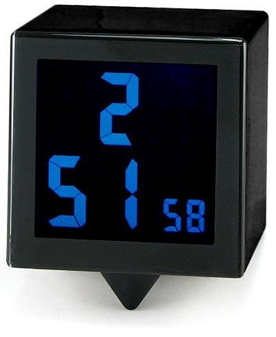 Rosendahl Alarm Clock: Designer Sensibilities, Wakes You Up Anyway