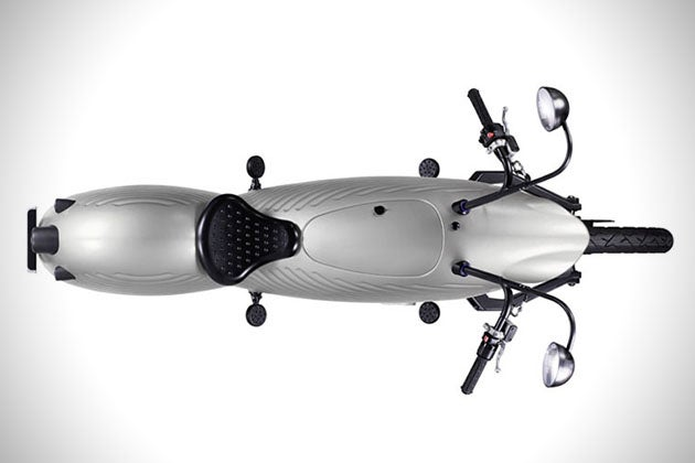 ​Johammer J1 Electric Motorcycle